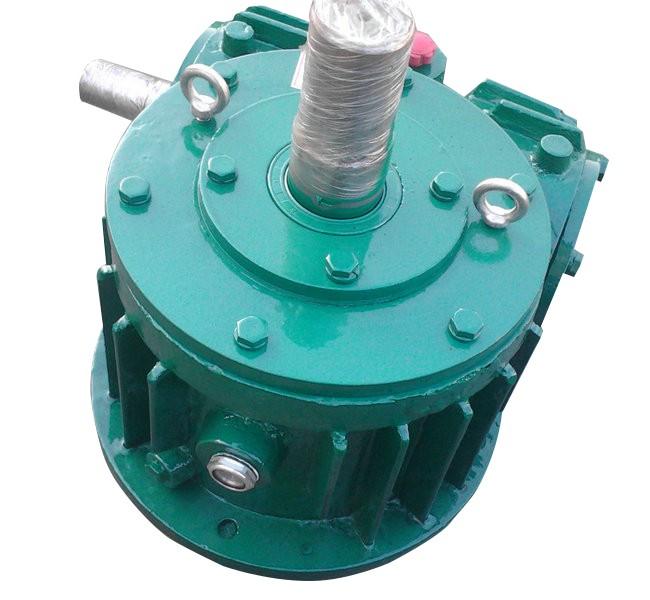 WL243型圆柱齿轮减速器